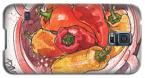 Paprika Galaxy S5 Case