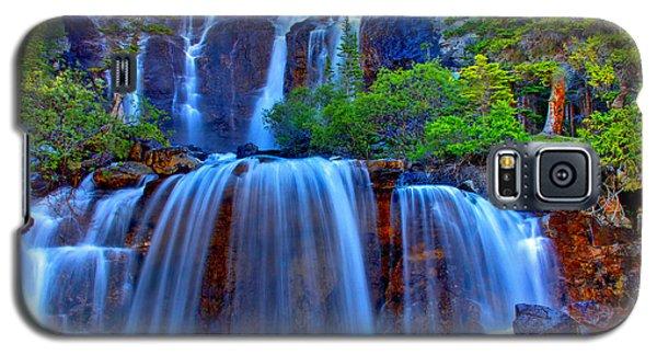 Paradise Falls Galaxy S5 Case by Scott Mahon