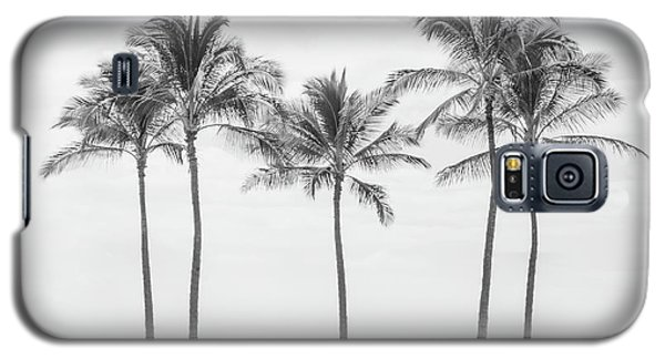 Paradise In Black And White II Galaxy S5 Case