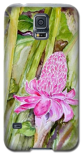 Paradise In Vloom Galaxy S5 Case