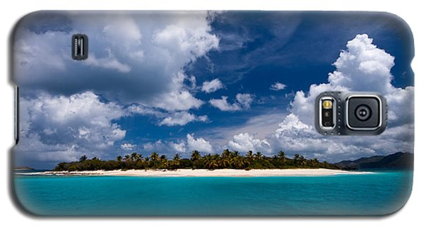 Paradise Is Sandy Cay Galaxy S5 Case by Adam Romanowicz