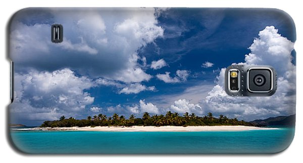 Paradise Is Sandy Cay Galaxy S5 Case