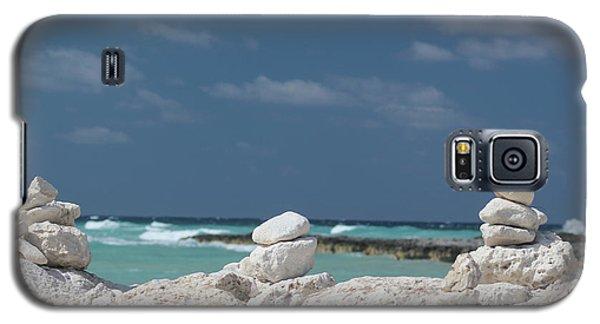 Paradise Island Galaxy S5 Case by Wilko Van de Kamp