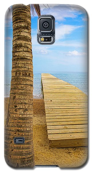 Paradise Galaxy S5 Case by Marlo Horne