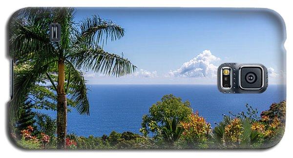 Paradise Picnic Galaxy S5 Case