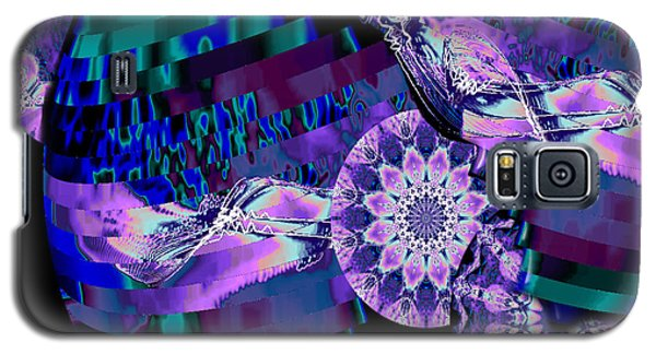 Galaxy S5 Case featuring the digital art Paradisio by Charmaine Zoe
