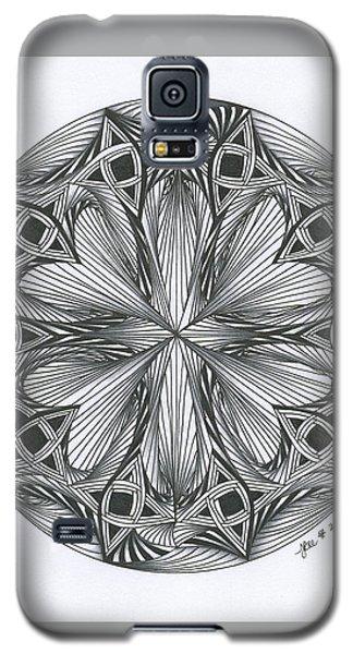 Paradoxical Zendala Galaxy S5 Case by Jan Steinle