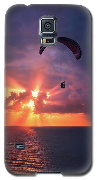 Crack The Skye Galaxy S5 Case