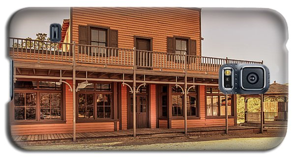 Paramount Ranch Saloon Galaxy S5 Case