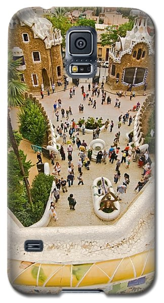 Parc Guell In Barcelona Galaxy S5 Case