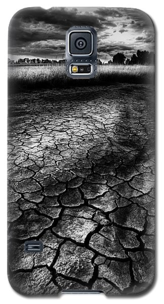 Parched Prairie Galaxy S5 Case
