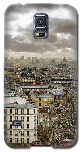 Paris As Seen From The Sacre-coeur Galaxy S5 Case