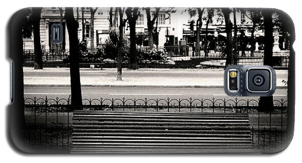 Paris Bench Galaxy S5 Case
