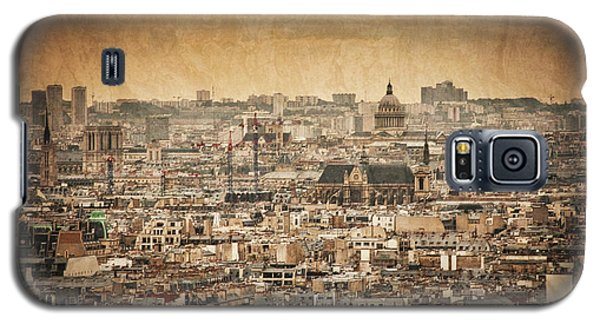 Paris Skyline Galaxy S5 Case