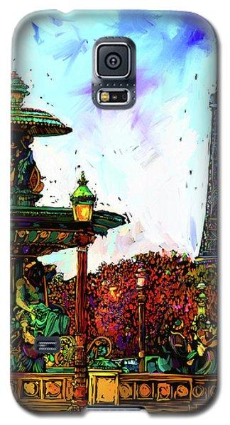 Paris Galaxy S5 Case by DC Langer
