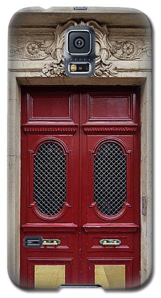 Paris Doors No. 17 - Paris, France Galaxy S5 Case