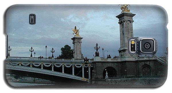 Paris In August Galaxy S5 Case