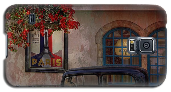 Galaxy S5 Case featuring the digital art Paris In Spring by Jeff Burgess