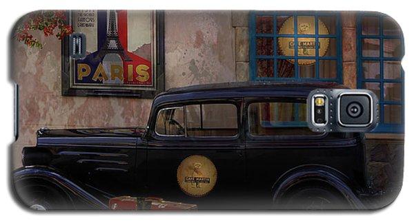 Paris In Spring Galaxy S5 Case by Jeff Burgess