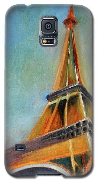 Paris Galaxy S5 Case by Jutta Maria Pusl