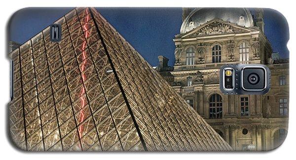Paris Louvre Galaxy S5 Case