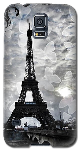 Galaxy S5 Case featuring the photograph Paris by Marianna Mills