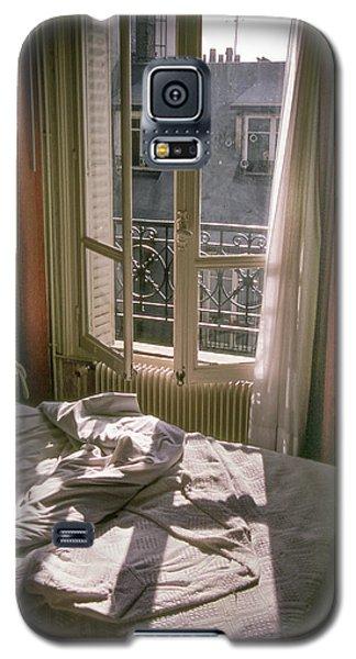 Paris Morning Galaxy S5 Case