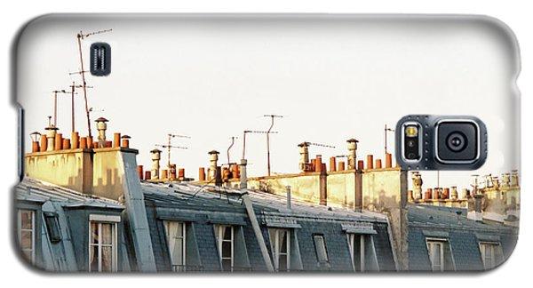 Paris Rooftops Galaxy S5 Case