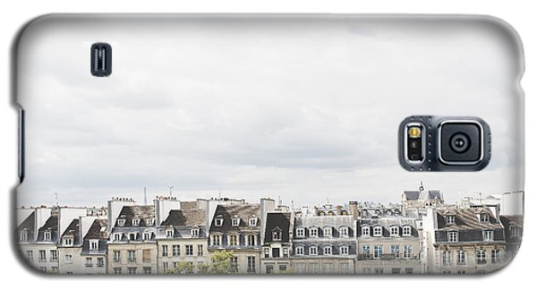 Paris Rooftops View From Centre Pompidou Galaxy S5 Case