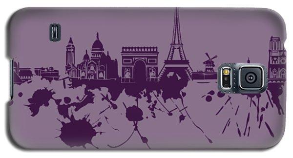Paris Skyline.1 Galaxy S5 Case