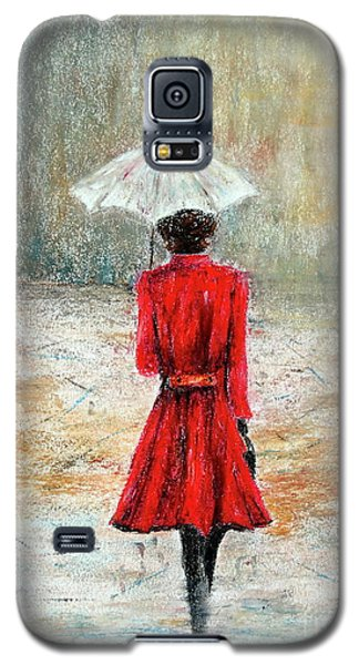 Parisian Stroll Galaxy S5 Case