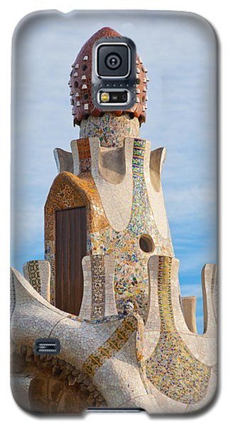 Park Guell Tower Galaxy S5 Case