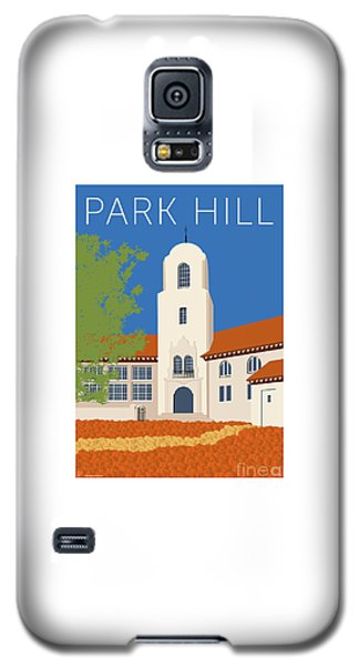 Park Hill Blue Galaxy S5 Case