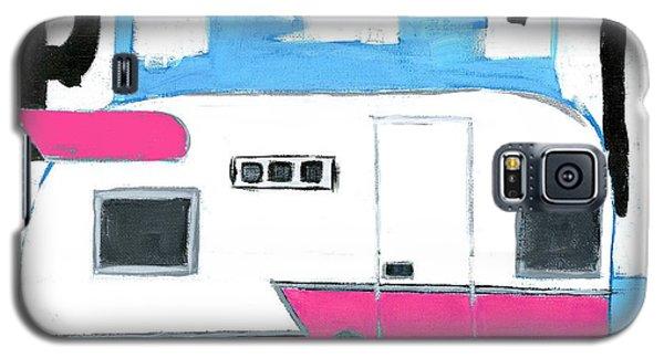 Park It- Pink Galaxy S5 Case
