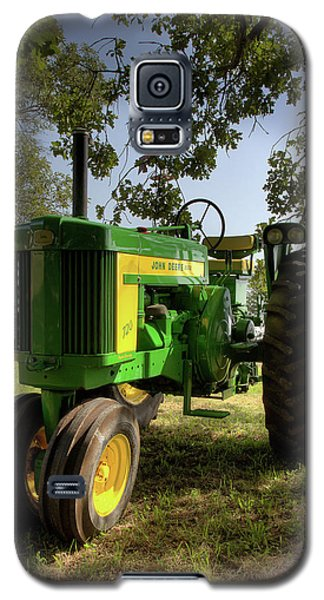 Parked John Deere 2 Galaxy S5 Case