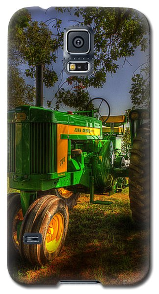 Parked John Deere Galaxy S5 Case