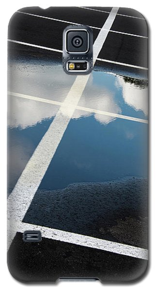 Parking Spaces For Clouds Galaxy S5 Case by Gary Slawsky