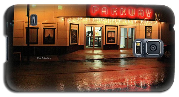 Parkway Night Galaxy S5 Case