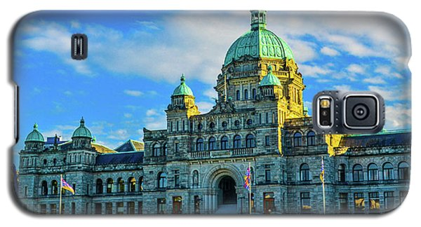 Parliament Victoria Bc Galaxy S5 Case