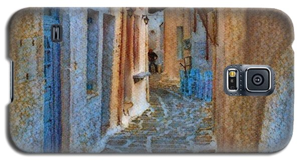 Galaxy S5 Case featuring the photograph Paros Beauty Island Greece  by Colette V Hera Guggenheim