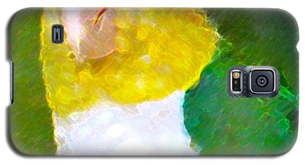 Parrot Grace Galaxy S5 Case by Debra     Vatalaro