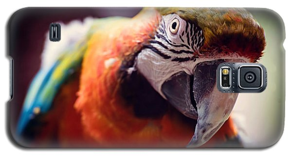 Parrot Galaxy S5 Case - Parrot Selfie by Fbmovercrafts