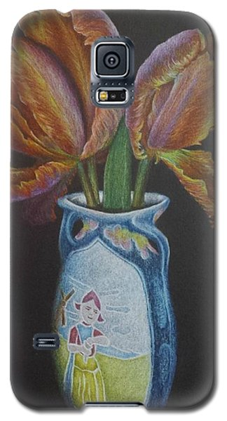 Parrot Tulips Galaxy S5 Case