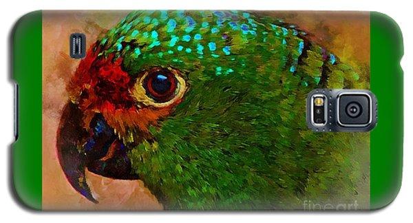 Parrote Galaxy S5 Case