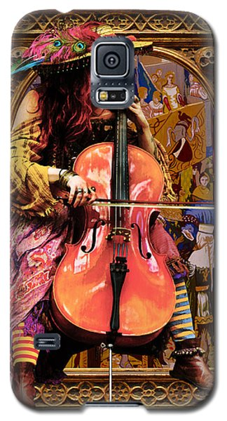 Parsley Sage Rosemary  And Thyme Galaxy S5 Case