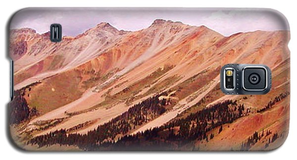 Galaxy S5 Case featuring the photograph Part Of The San Juan Mountains Colorado by Roena King