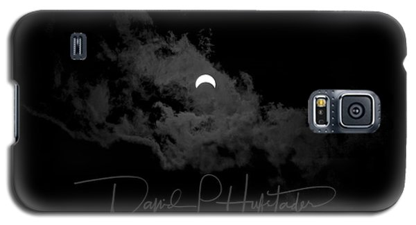 Partial Eclipse, Signed. Galaxy S5 Case