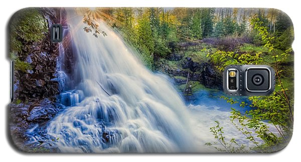 Partridge Falls In Late Afternoon Galaxy S5 Case