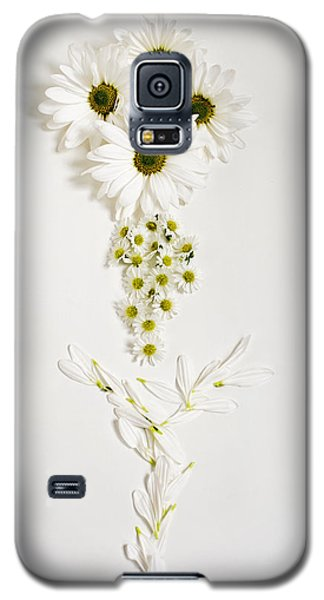 Parts Of A Daisy  Galaxy S5 Case