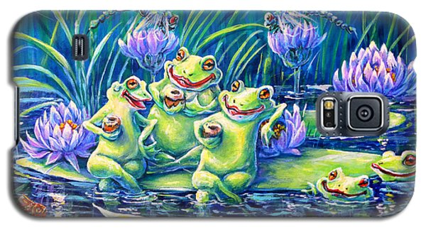 Party At The Pad Galaxy S5 Case